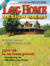 Log Home Magazine