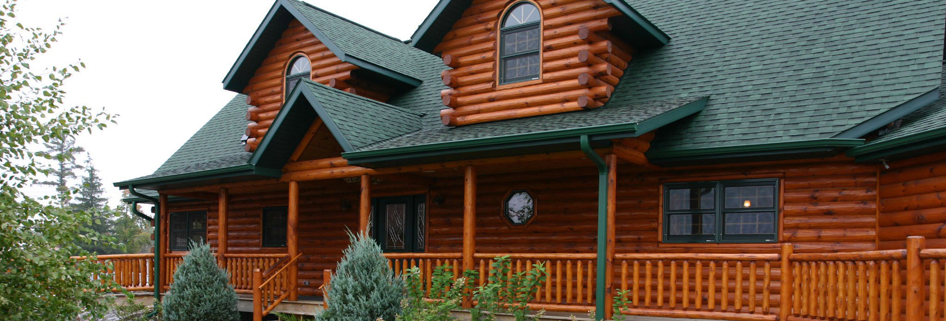 Ask the Expert How to Repair Your Log Cabin
