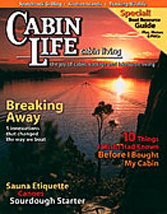 Log Cabin Life Magazine