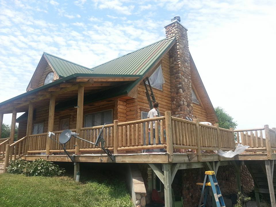 Restoration and Repair of Log Cabins in Arkansas