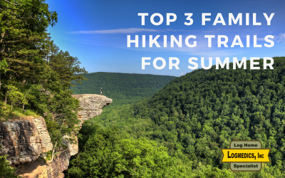 Top 3 Family Hiking Trails for Summer