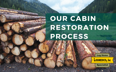 Our Cabin Restoration Process